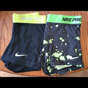 Nike Pro Spandex- Size: small